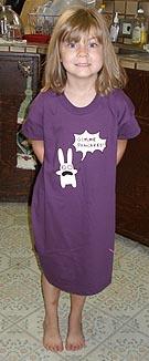 poofy shirt!